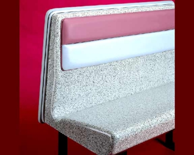"""<h3>Poly Stone Seating<h3> <a href=""""http://www.acstone.com/all-products/all-products/poly-stone/"""">More info on Poly Stone</a>"""